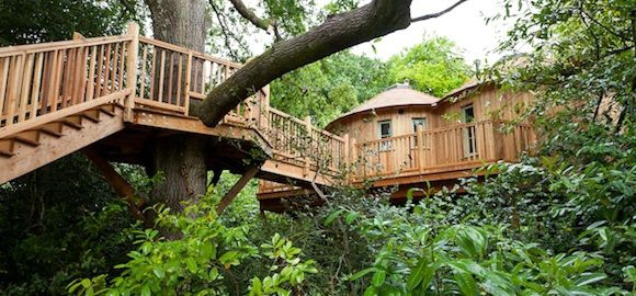 Five Amazing Uk Places To Stay On Canopy Stars